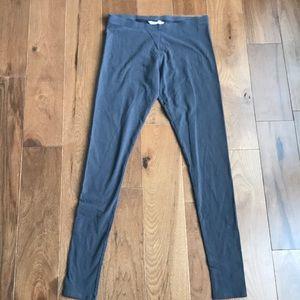 Victoria's Secret dark grey leggings Medium